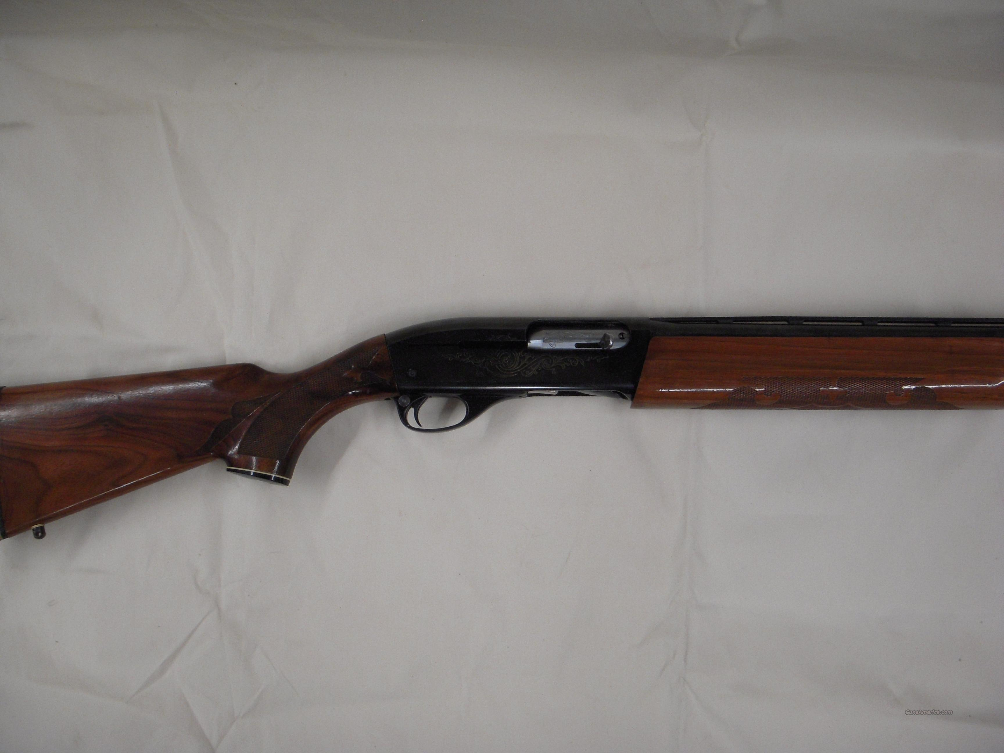 REMINGTON 1100 12 GA. 1970'S  Guns > Shotguns > Remington Shotguns  > Autoloaders > Hunting