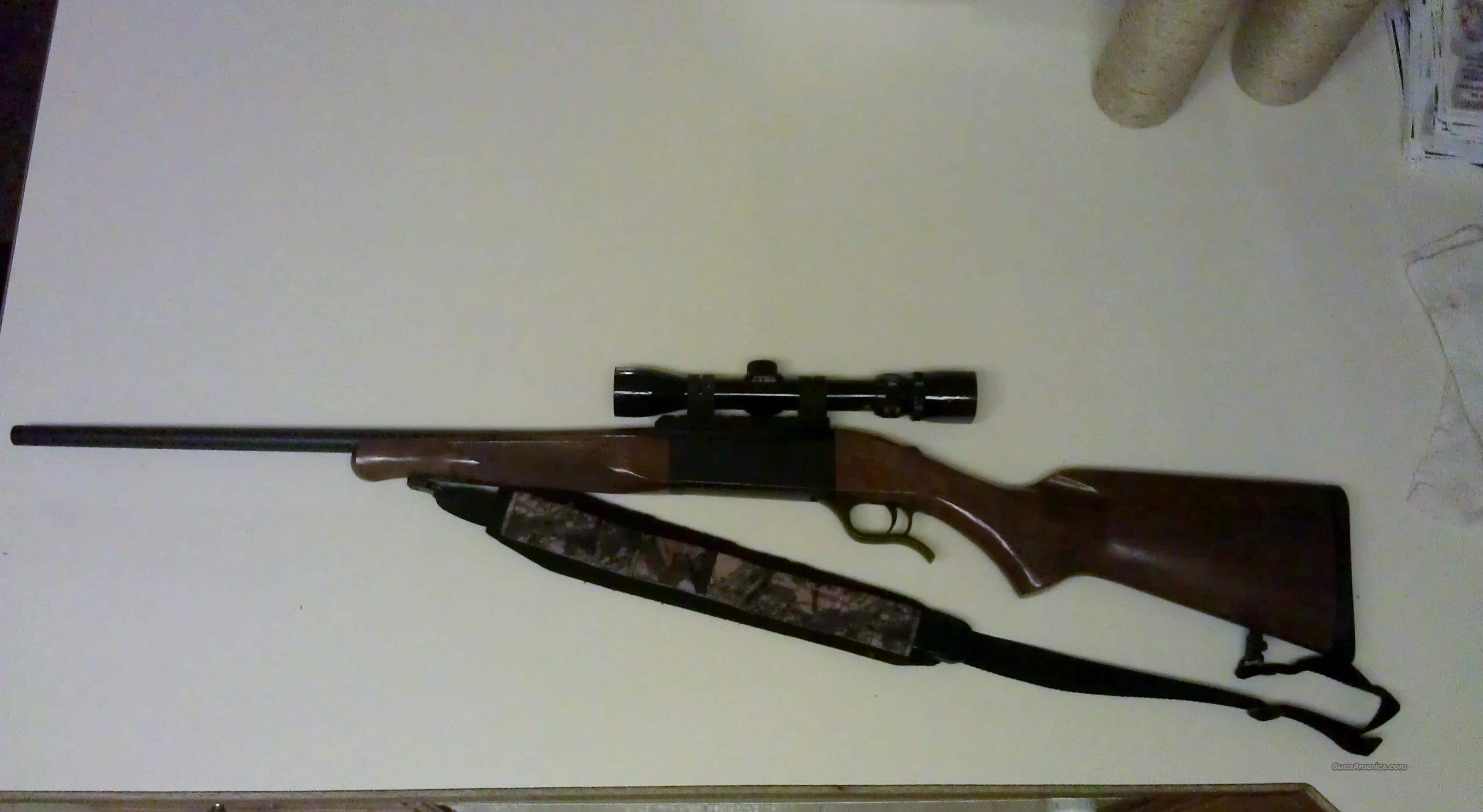 Mossberg SSi-one  Guns > Rifles > Mossberg Rifles > Lever Action