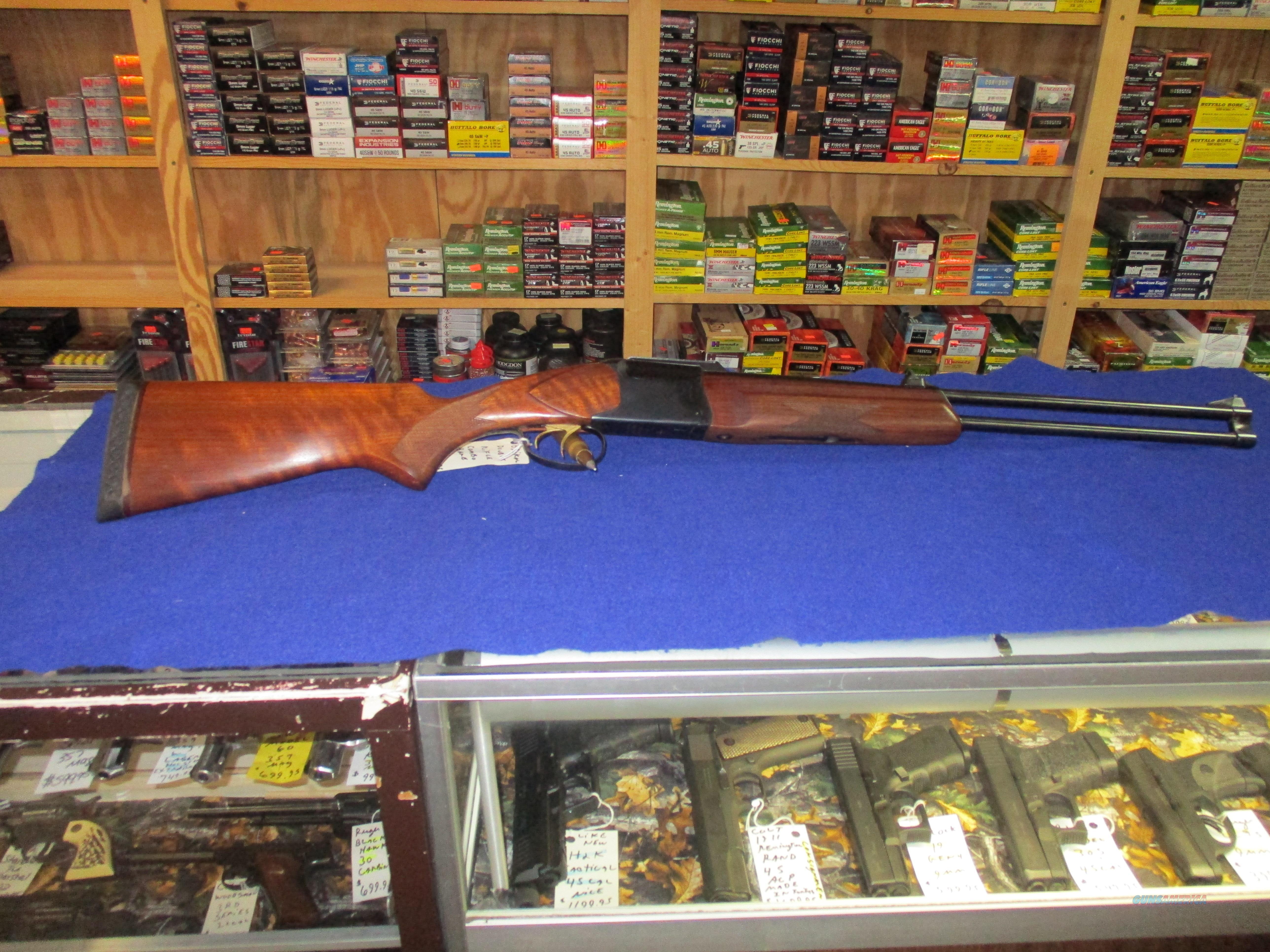 BAIKAL DOUBLE RIFLE 223/223  Guns > Rifles > Baikal Rifles