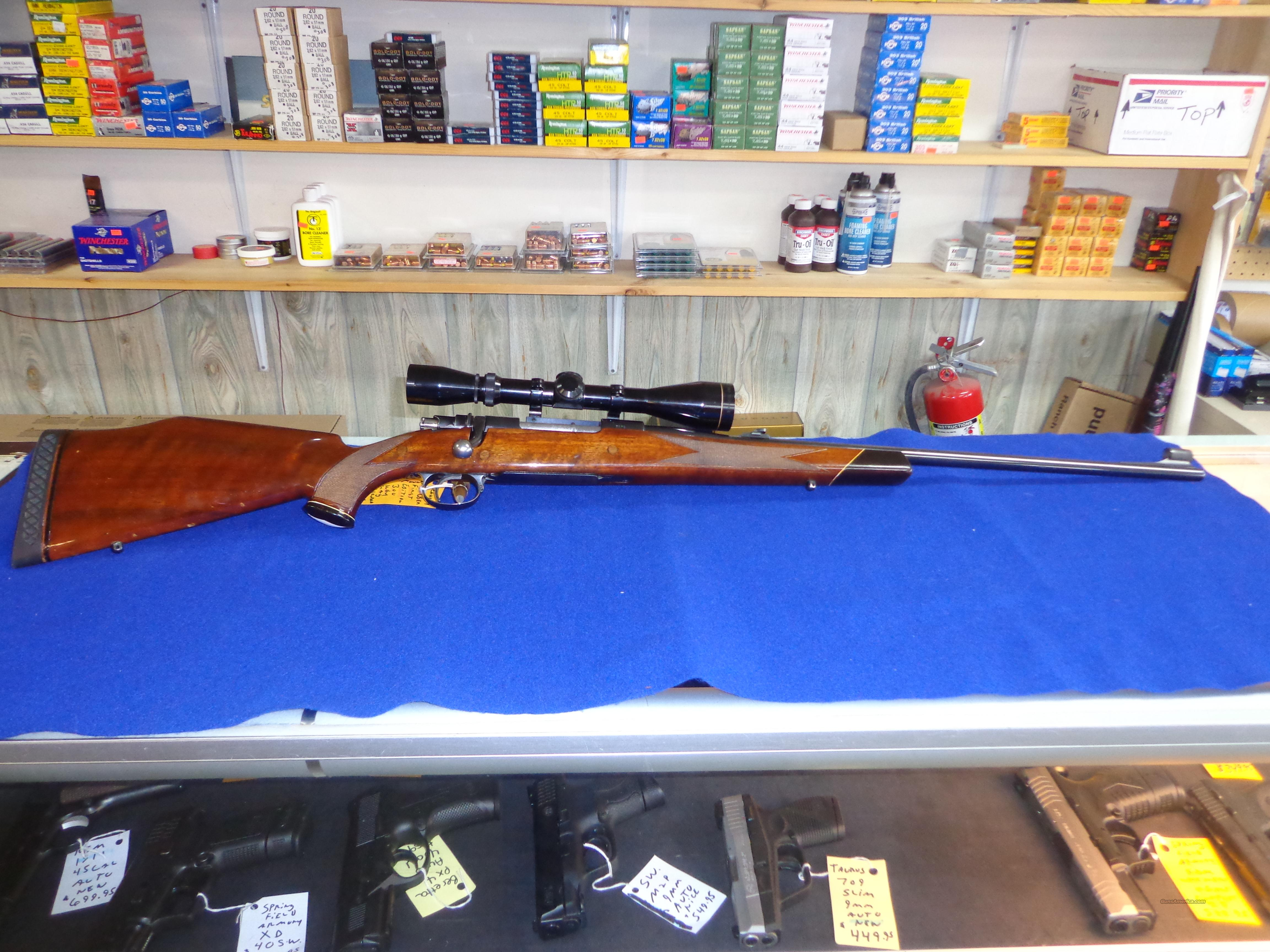 WEATHERBY MAUSER FIRST EDITION 300 WBY MAG  Guns > Rifles > Weatherby Rifles > Sporting
