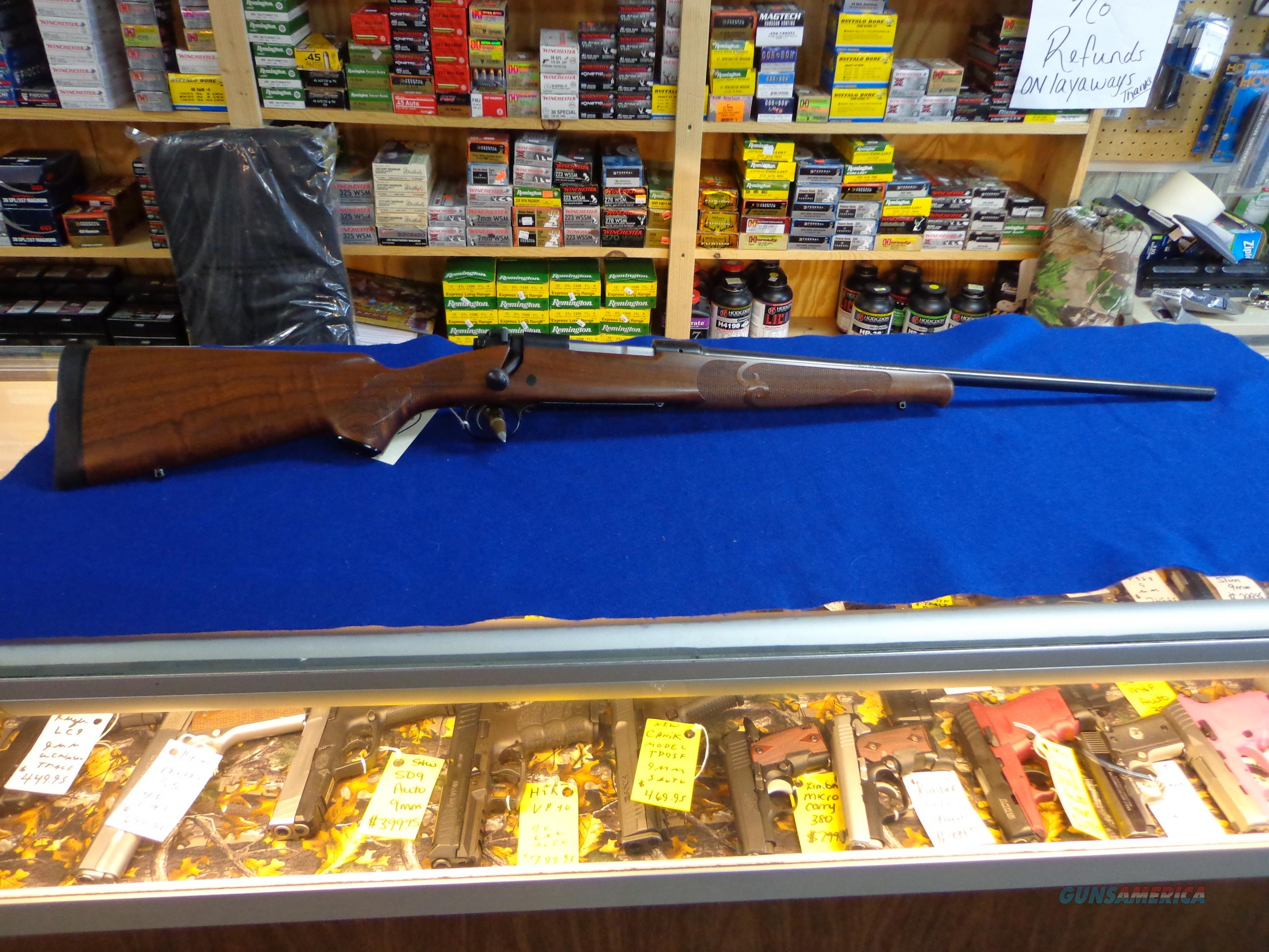 WINCHESTER MODEL 70 270 LIMITED EDITION  Guns > Rifles > Winchester Rifles - Modern Bolt/Auto/Single > Model 70 > Post-64
