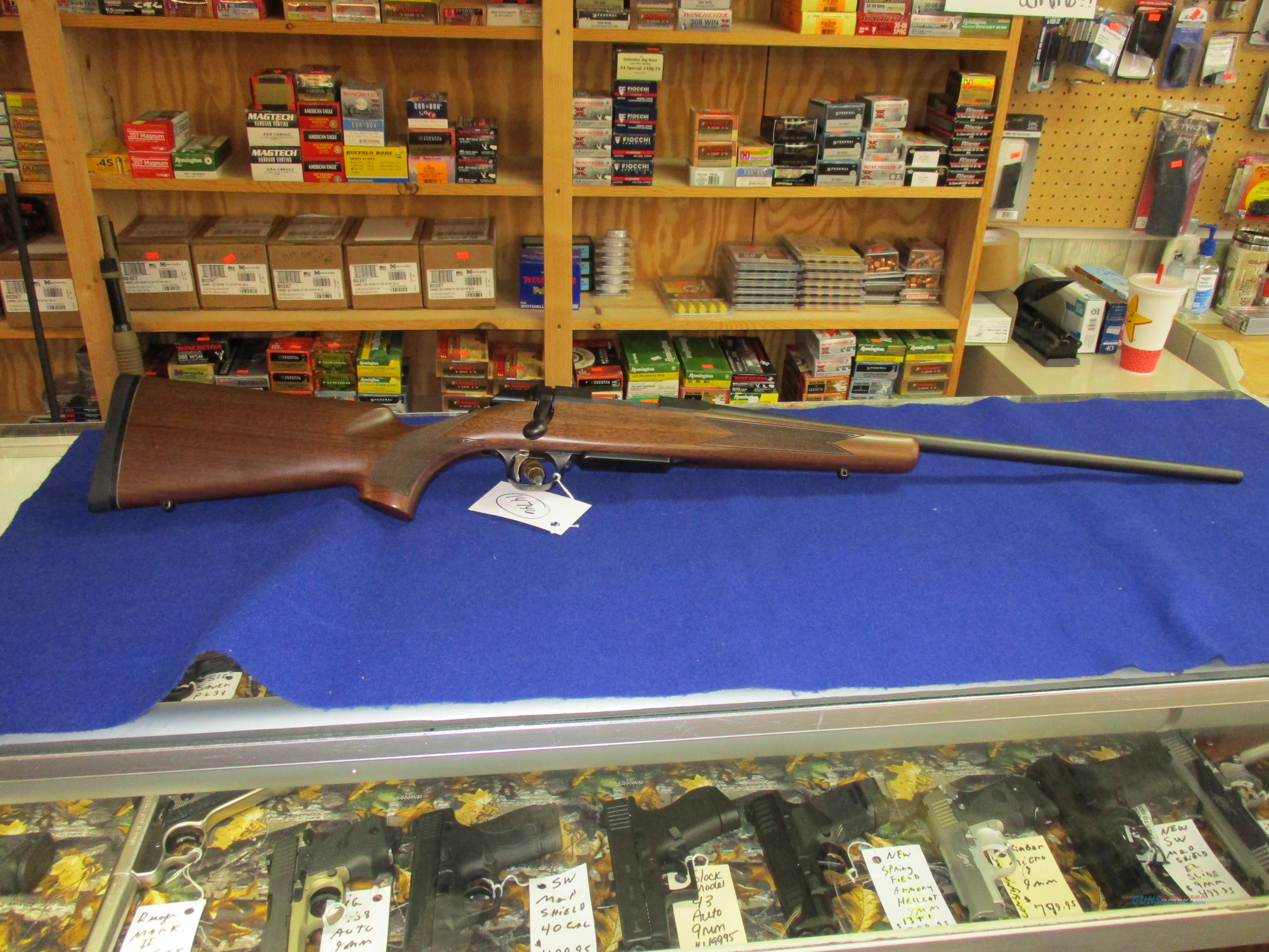 BROWNING A BOLT 223 WSSM  Guns > Rifles > Browning Rifles > Bolt Action > Hunting > Blue