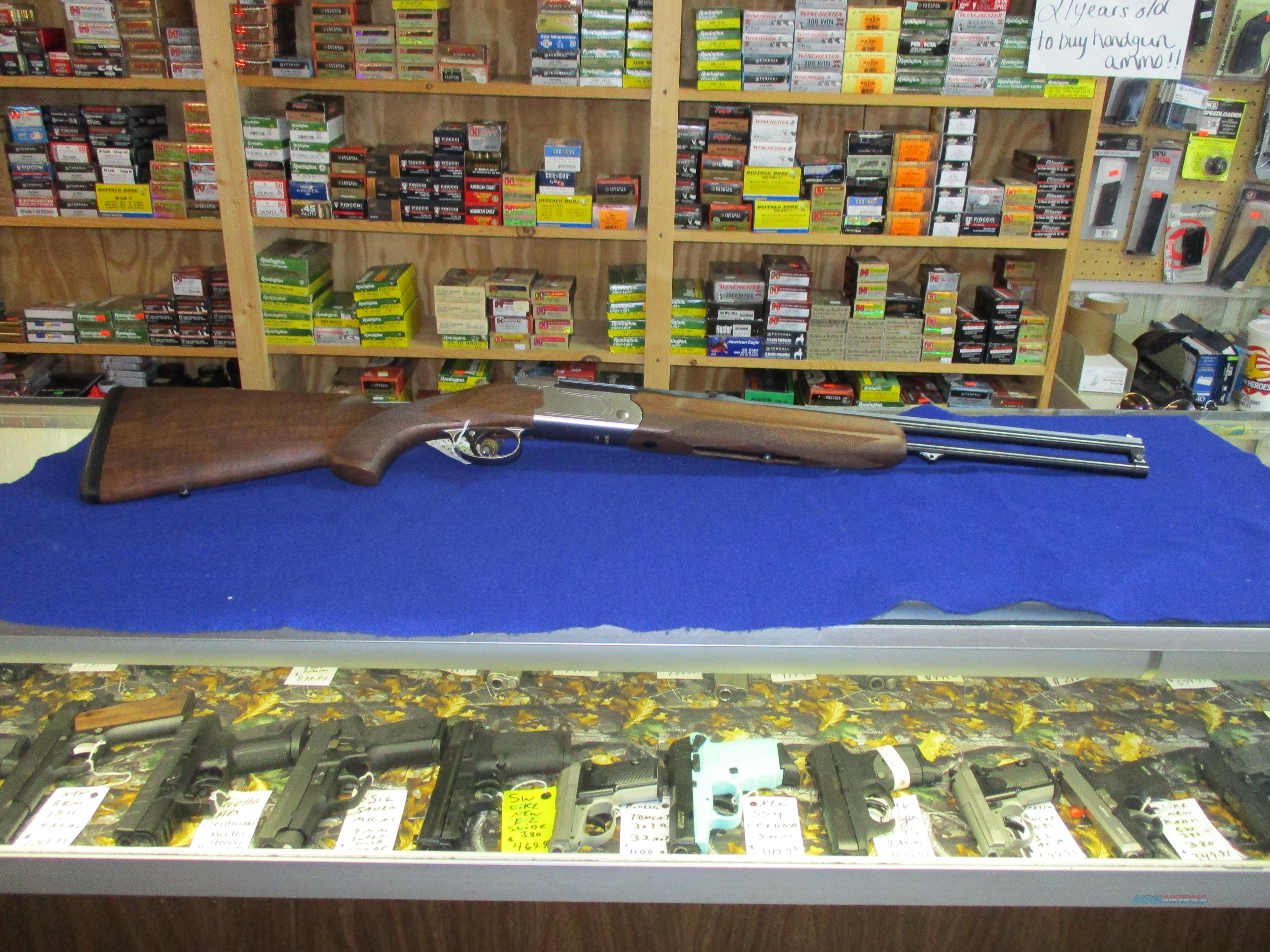 VALMET 412 S DOUBLE 308   Guns > Rifles > Valmet Rifles