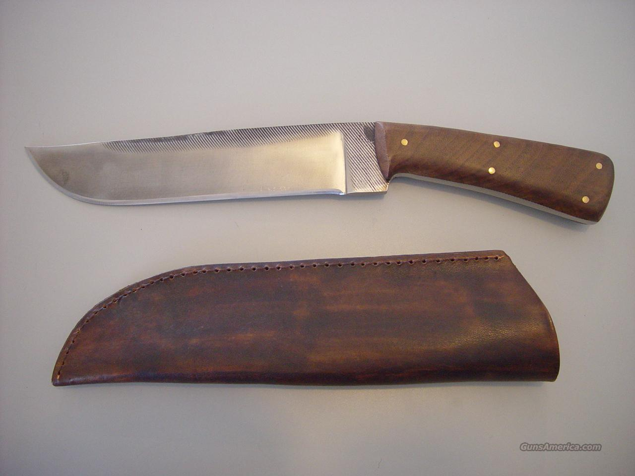 North River Bowie  Non-Guns > Knives/Swords > Knives > Fixed Blade > Hand Made