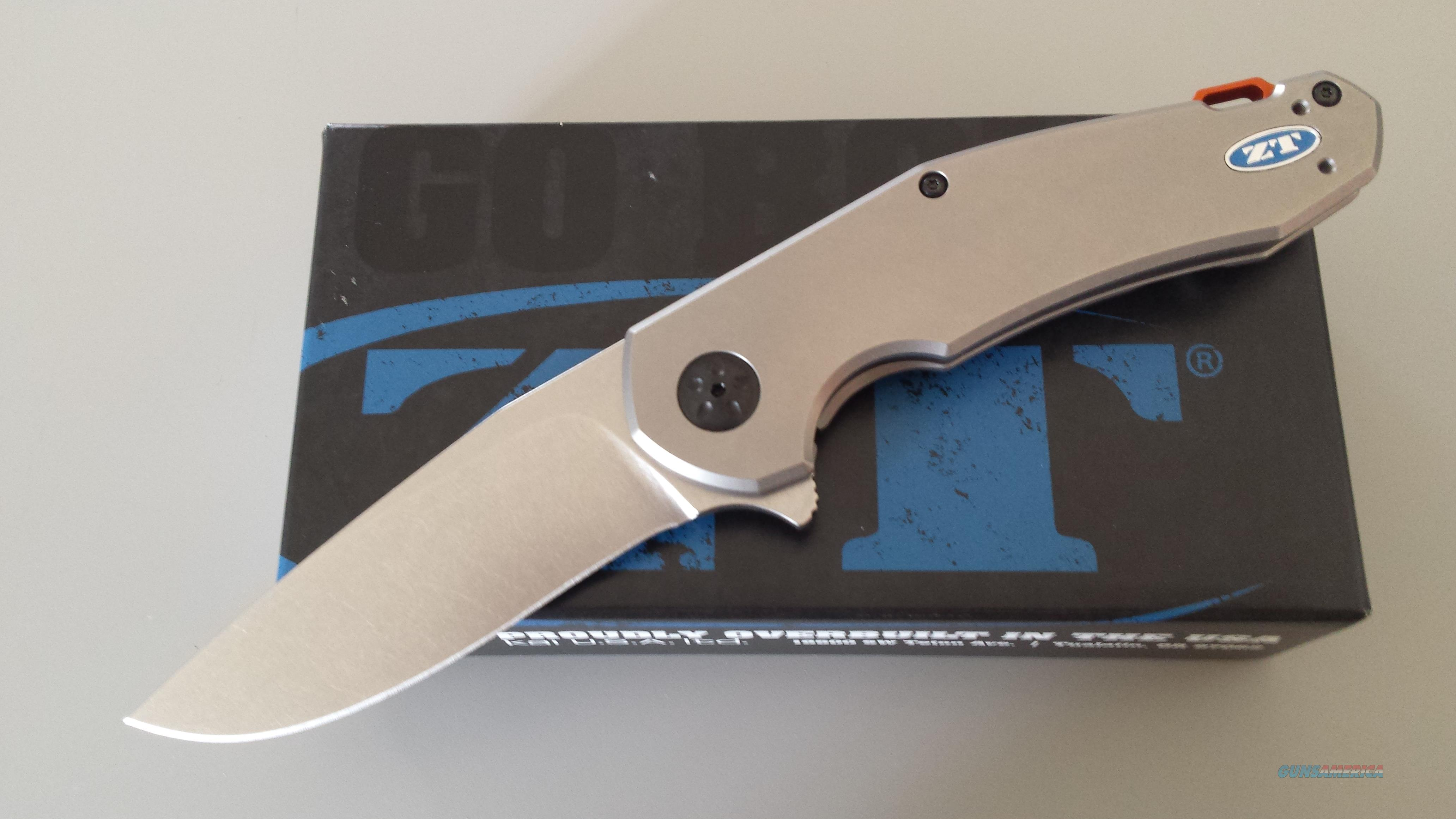 Jens Anso Zero Tolerance  Non-Guns > Knives/Swords > Knives > Folding Blade > Hand Made