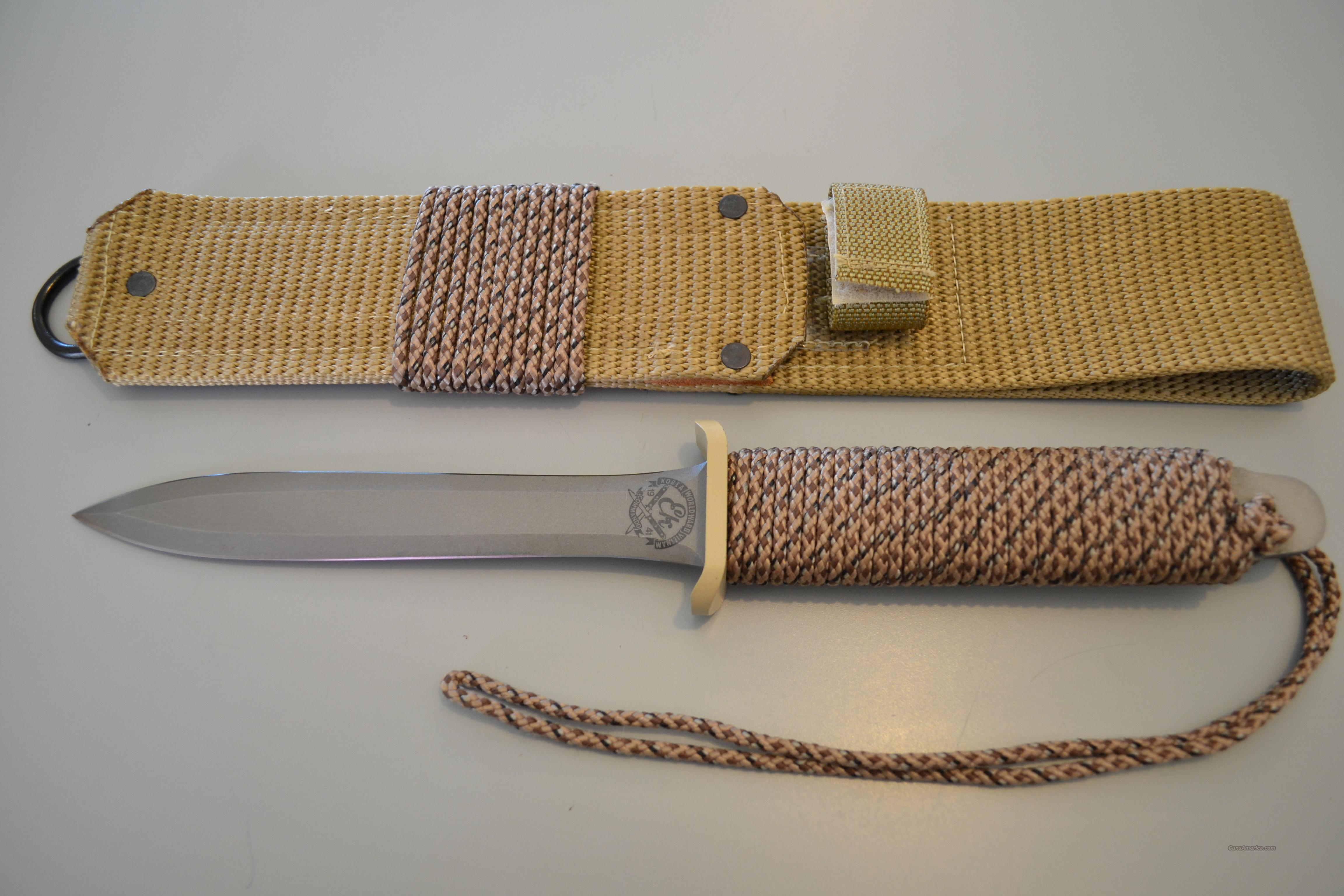 EK Knives  M4 Desert Sheild  Non-Guns > Knives/Swords > Knives > Fixed Blade > Hand Made