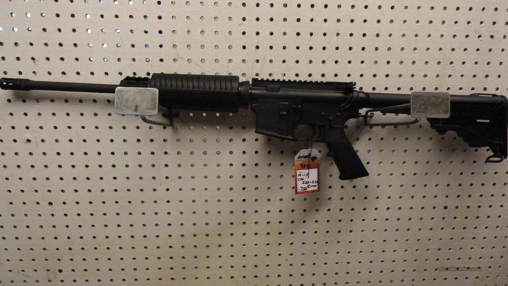 dpms ar layaway & TRADES WELCOME  Guns > Rifles > DPMS - Panther Arms > Complete Rifle