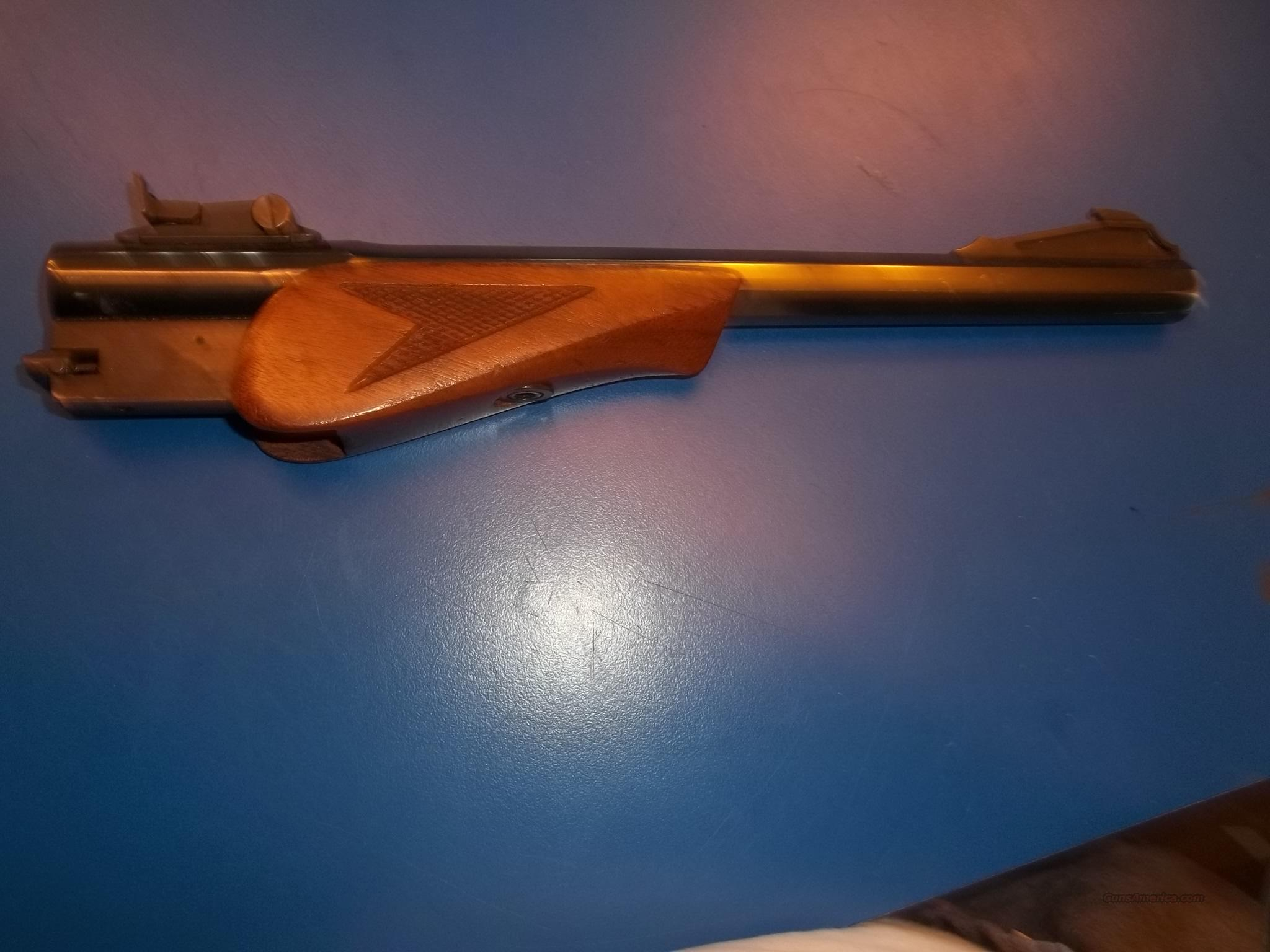 "FS/FT: thompson center contender octagon 22lr 10""  Guns > Pistols > Thompson Center Pistols > Contender"