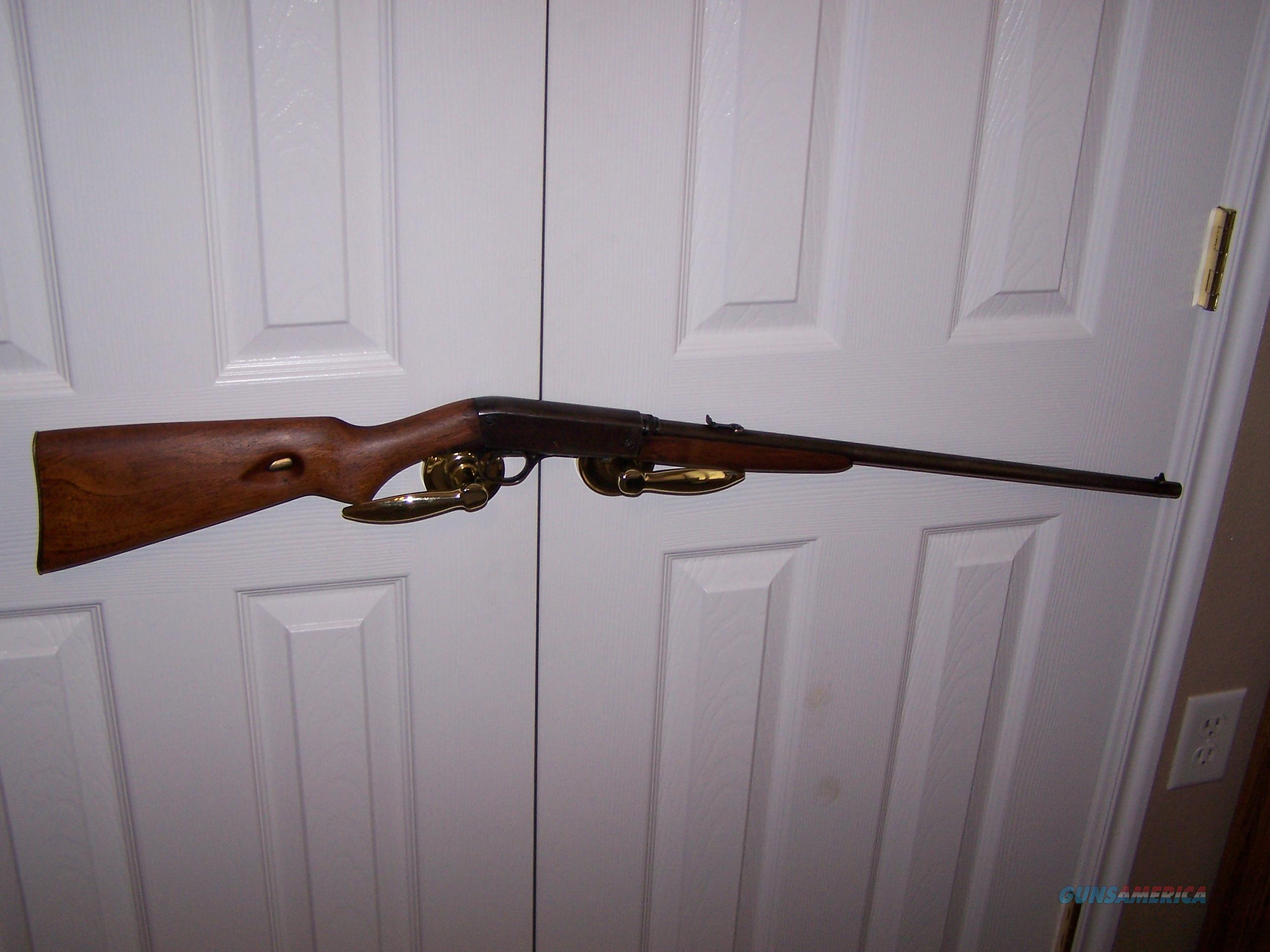 REMINGTON MODEL 24 SEMI AUTO TAKE DOWN 22LR  Guns > Rifles > Remington Rifles - Modern > .22 Rimfire Models