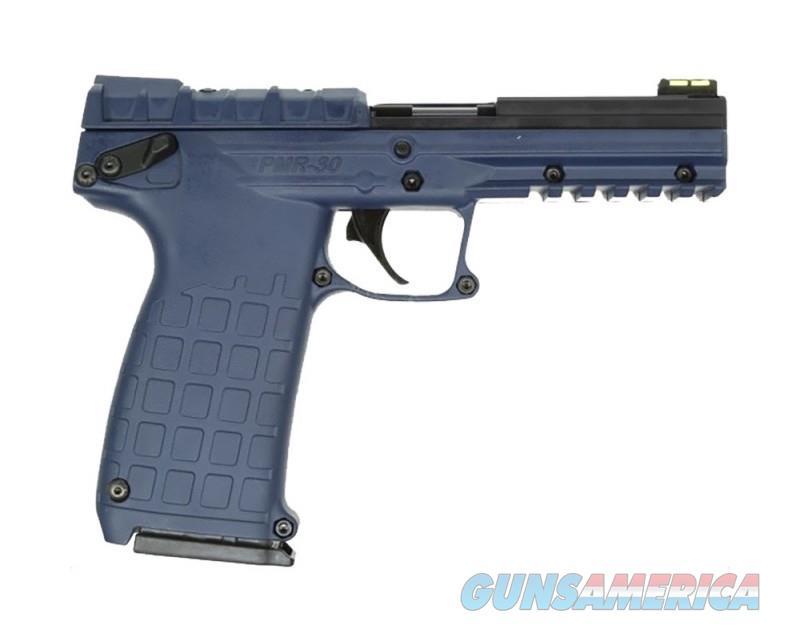 Kel Tec PMR-30 Black/Navy .22 Magnum  Guns > Pistols > Kel-Tec Pistols > Pocket Pistol Type