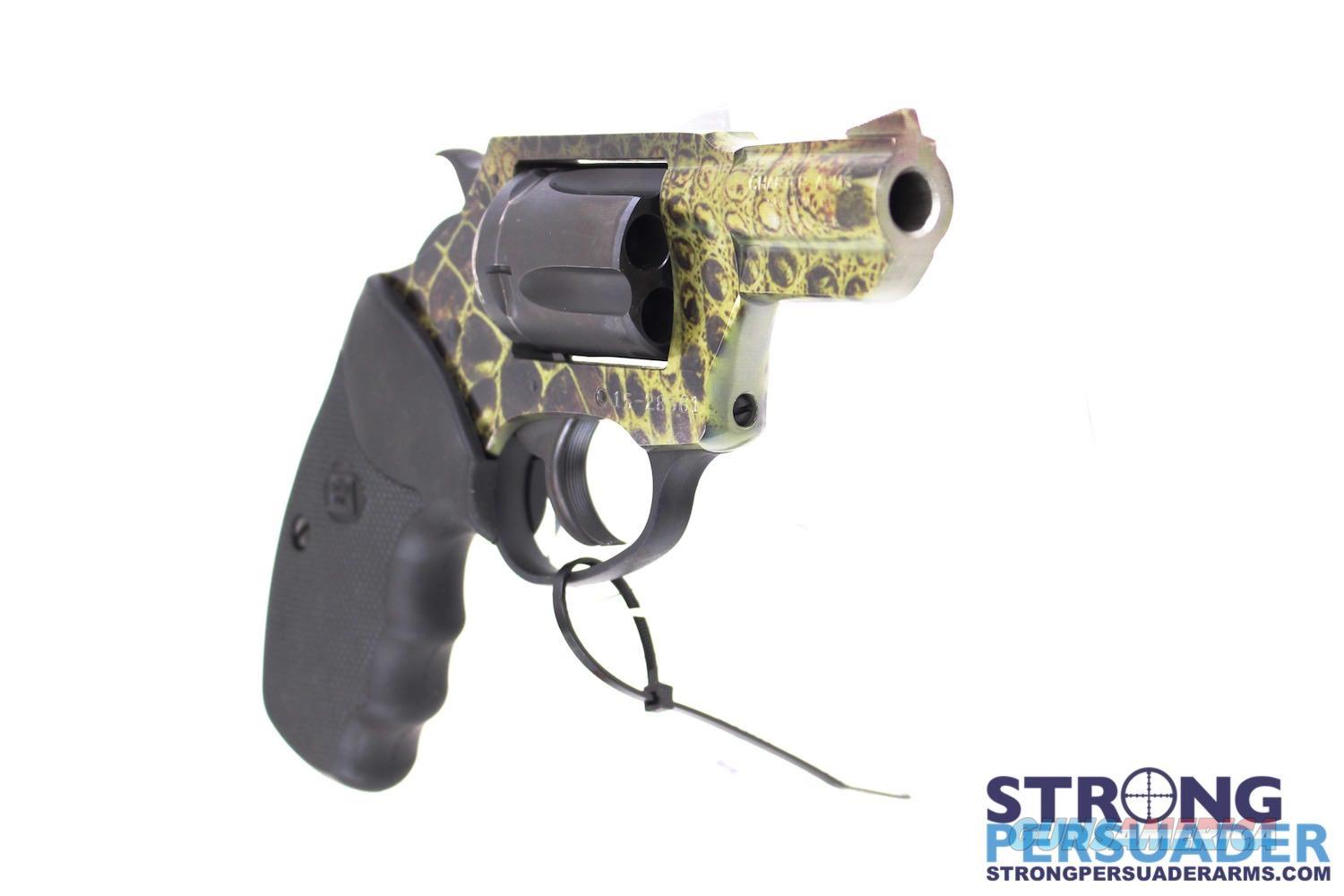 Charter Arms Gator 38 Undercover  Guns > Pistols > Charter Arms Revolvers