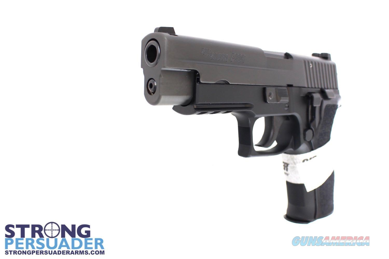 Sig Sauer P226 E2 9mm (Black)  Guns > Pistols > Sig - Sauer/Sigarms Pistols > P226