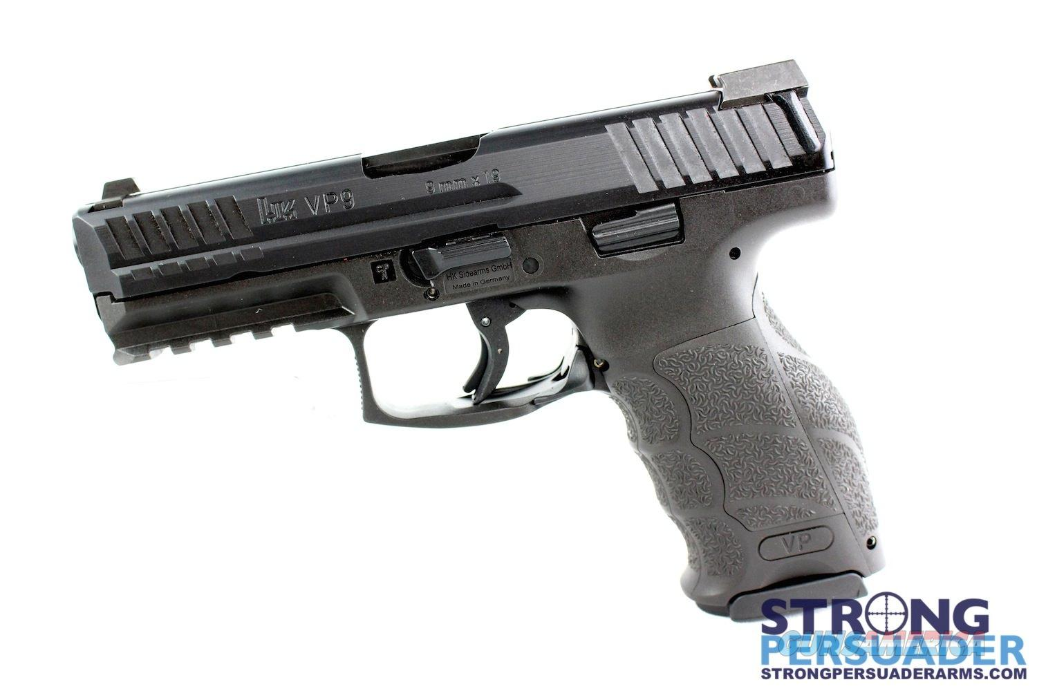 Heckler & Koch HK VP9 STD 2 mags. 3 Dot sights  Guns > Pistols > Heckler & Koch Pistols > Polymer Frame