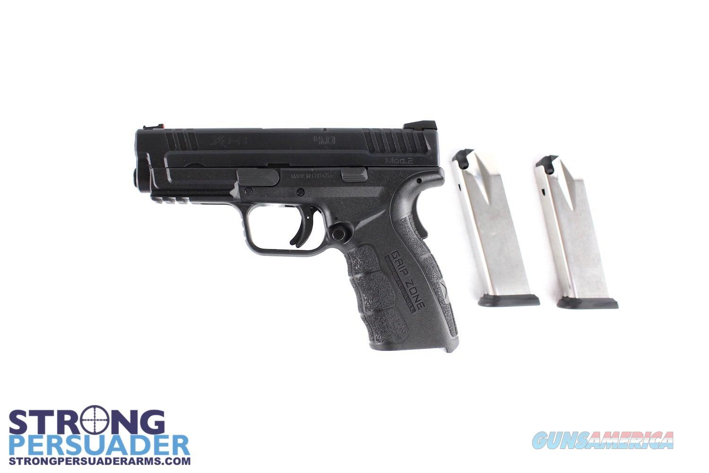 Springfield Armory XD MOD.2  Service Model (black)  Guns > Pistols > Springfield Armory Pistols > XD (eXtreme Duty)