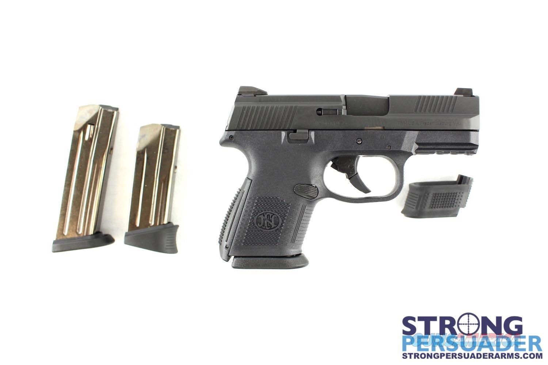 FnHerstal FNS-9C  Guns > Pistols > FNH - Fabrique Nationale (FN) Pistols > FNS