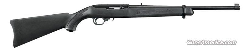 Ruger 10/22 Black Synthetic Stainless Steel  Guns > Rifles > Ruger Rifles > 10-22