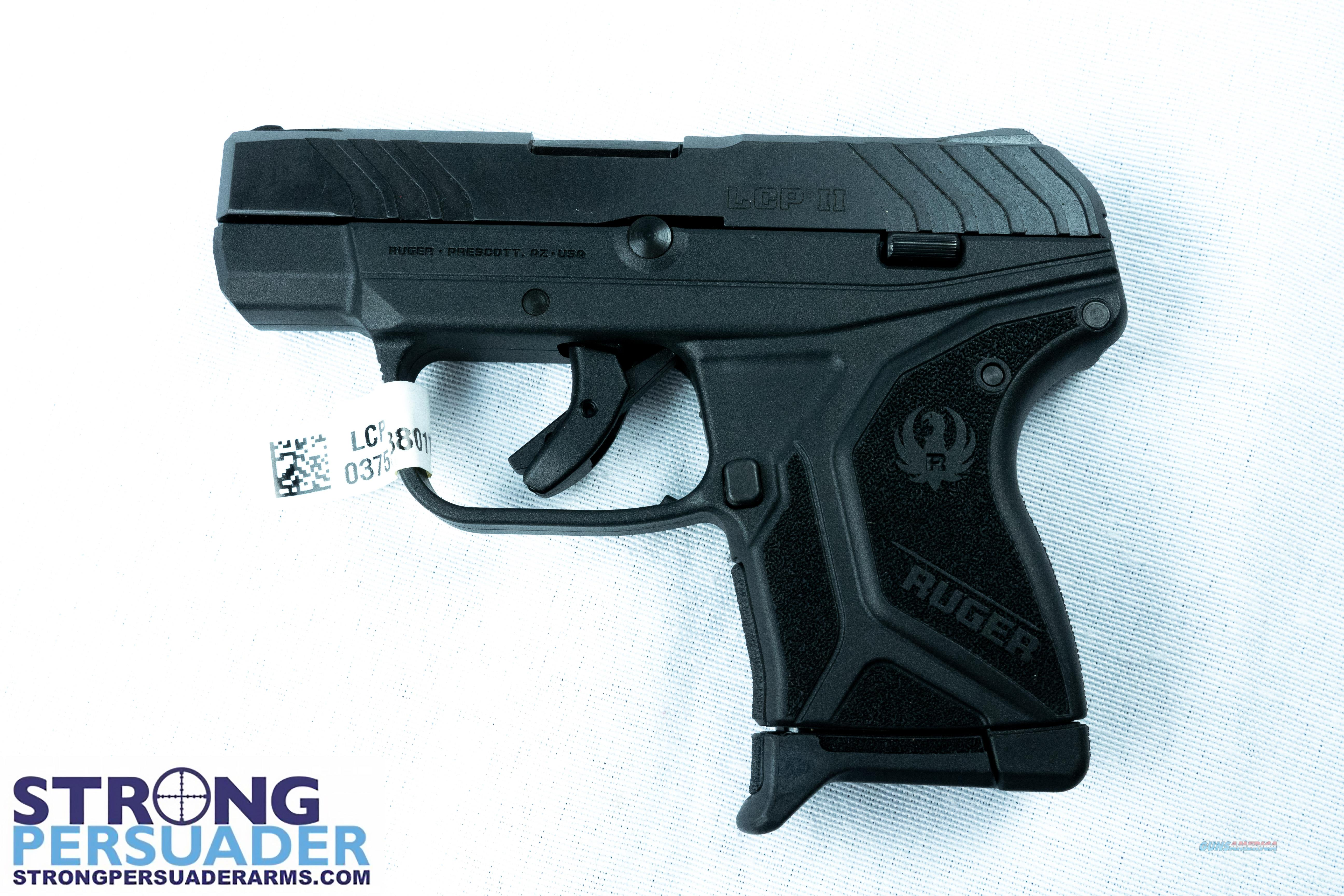 Ruger LCP II (3750)  Guns > Pistols > Ruger Semi-Auto Pistols > LCP