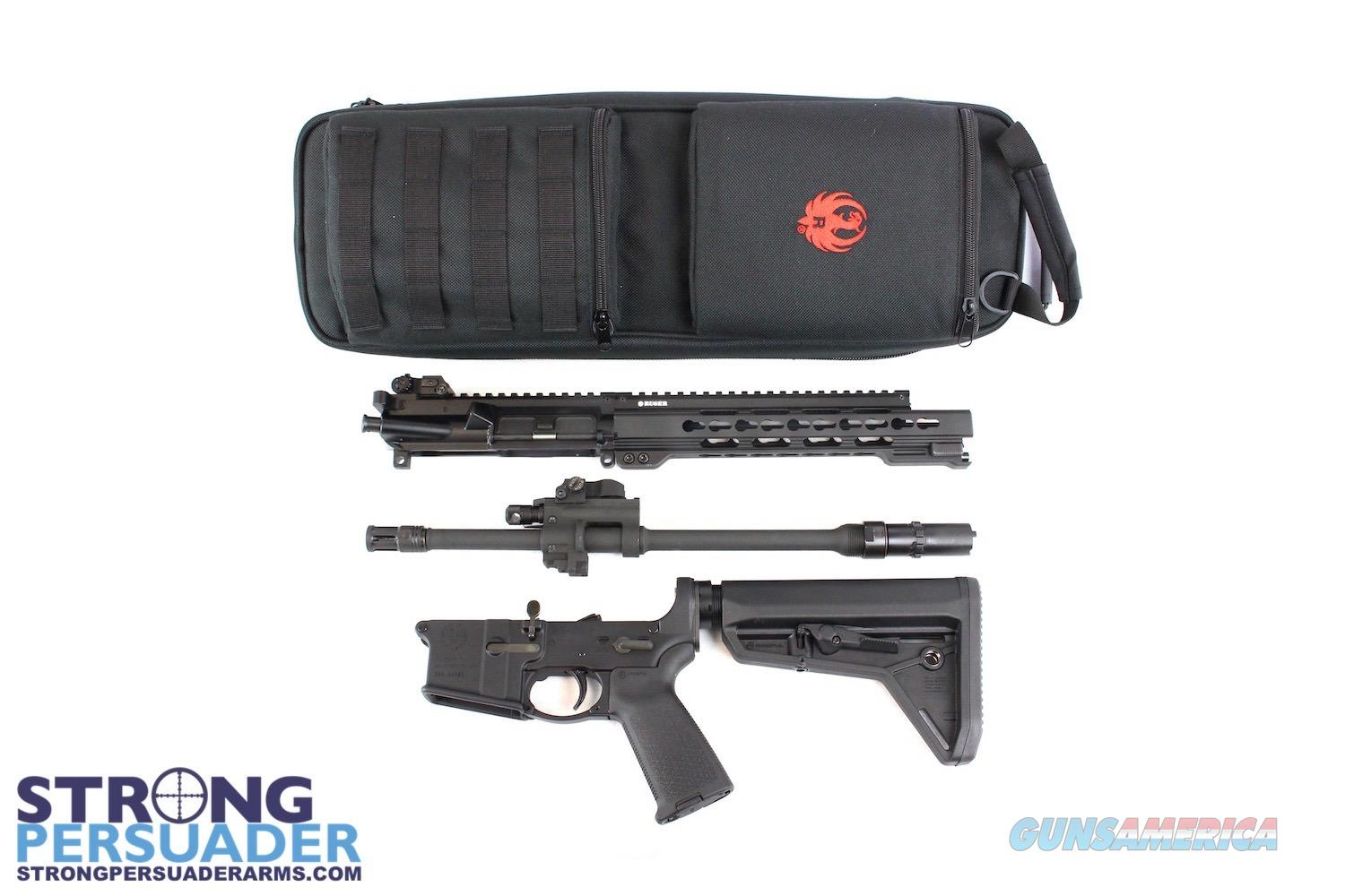 Ruger SR556 TakeDown  Guns > Rifles > Ruger Rifles > SR Series