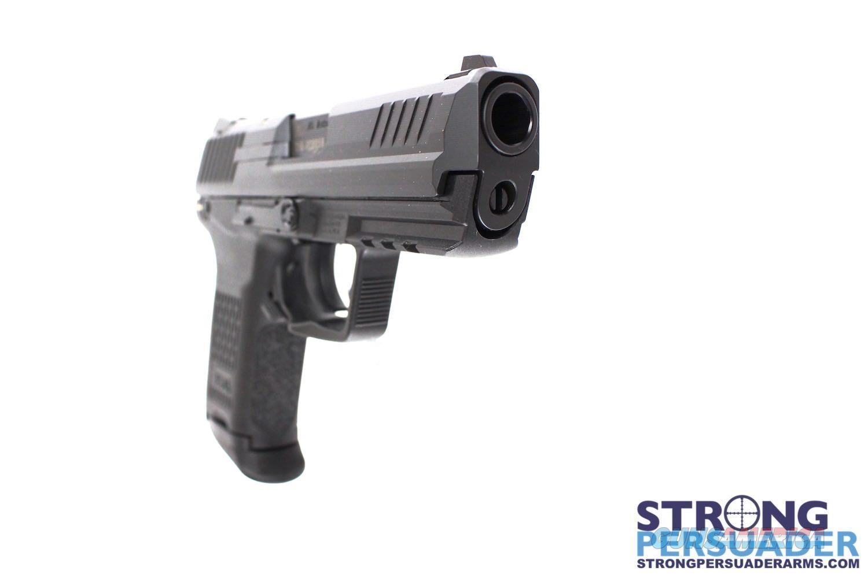 Heckler & Koch HK45 Compact V1 (black)  Guns > Pistols > Heckler & Koch Pistols > Polymer Frame