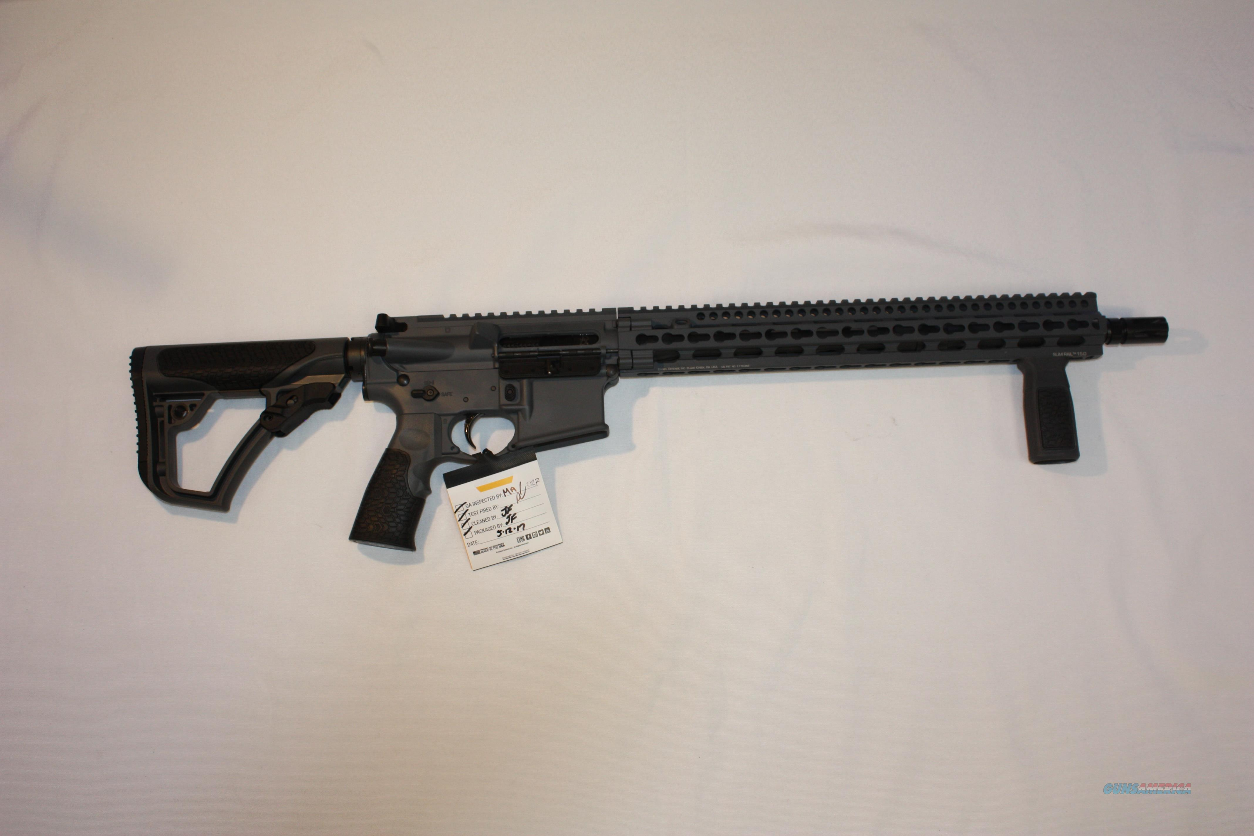 Daniel Defense DDM4 V11 Tornado  Guns > Rifles > Daniel Defense > Complete Rifles
