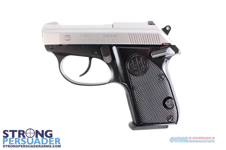 Beretta Tomcat INOX 3032  Guns > Pistols > Beretta Pistols > Small Caliber Tip Out