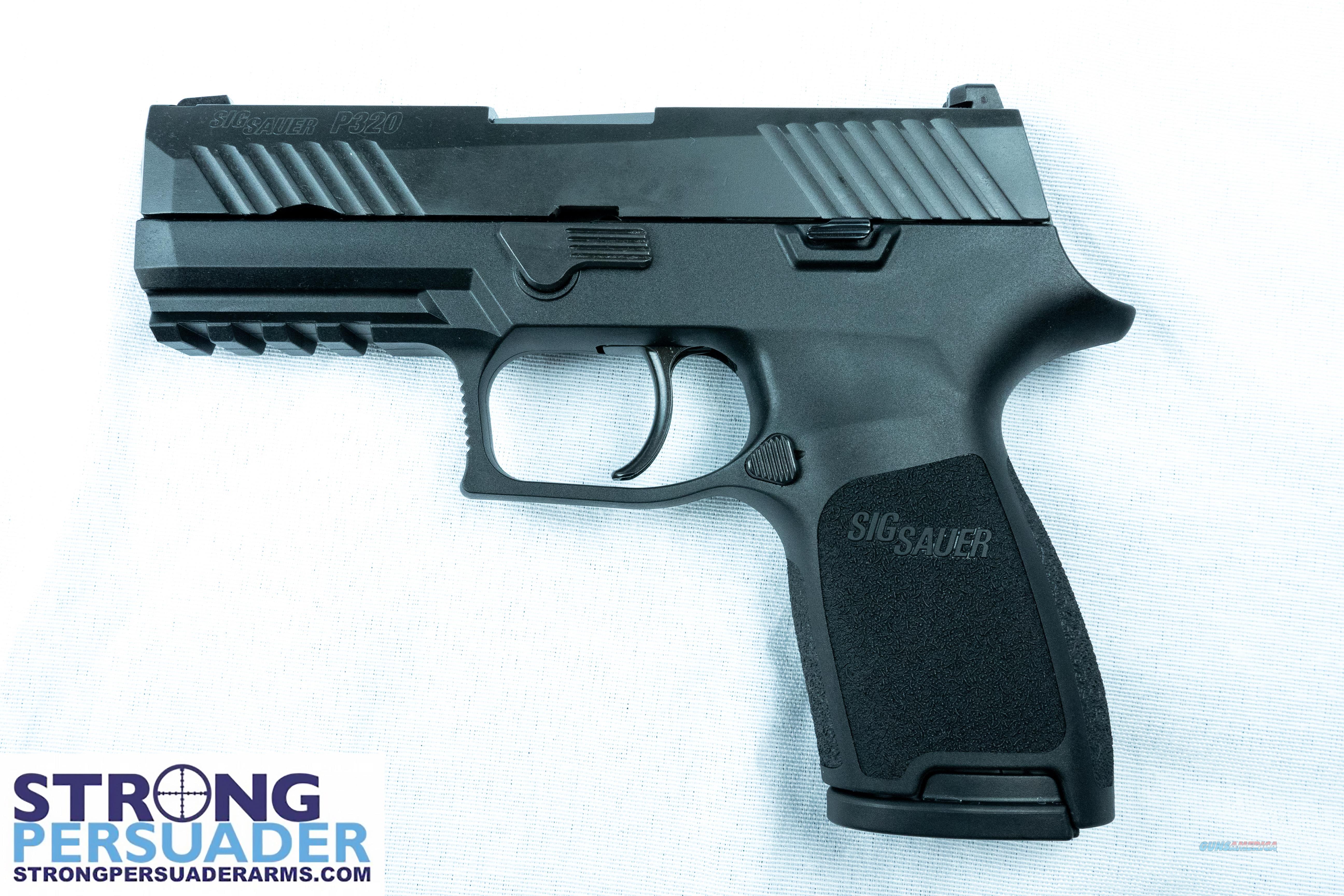 Sig Sauer P320 Compact (320C-45-BSS)  Guns > Pistols > Sig - Sauer/Sigarms Pistols > P320