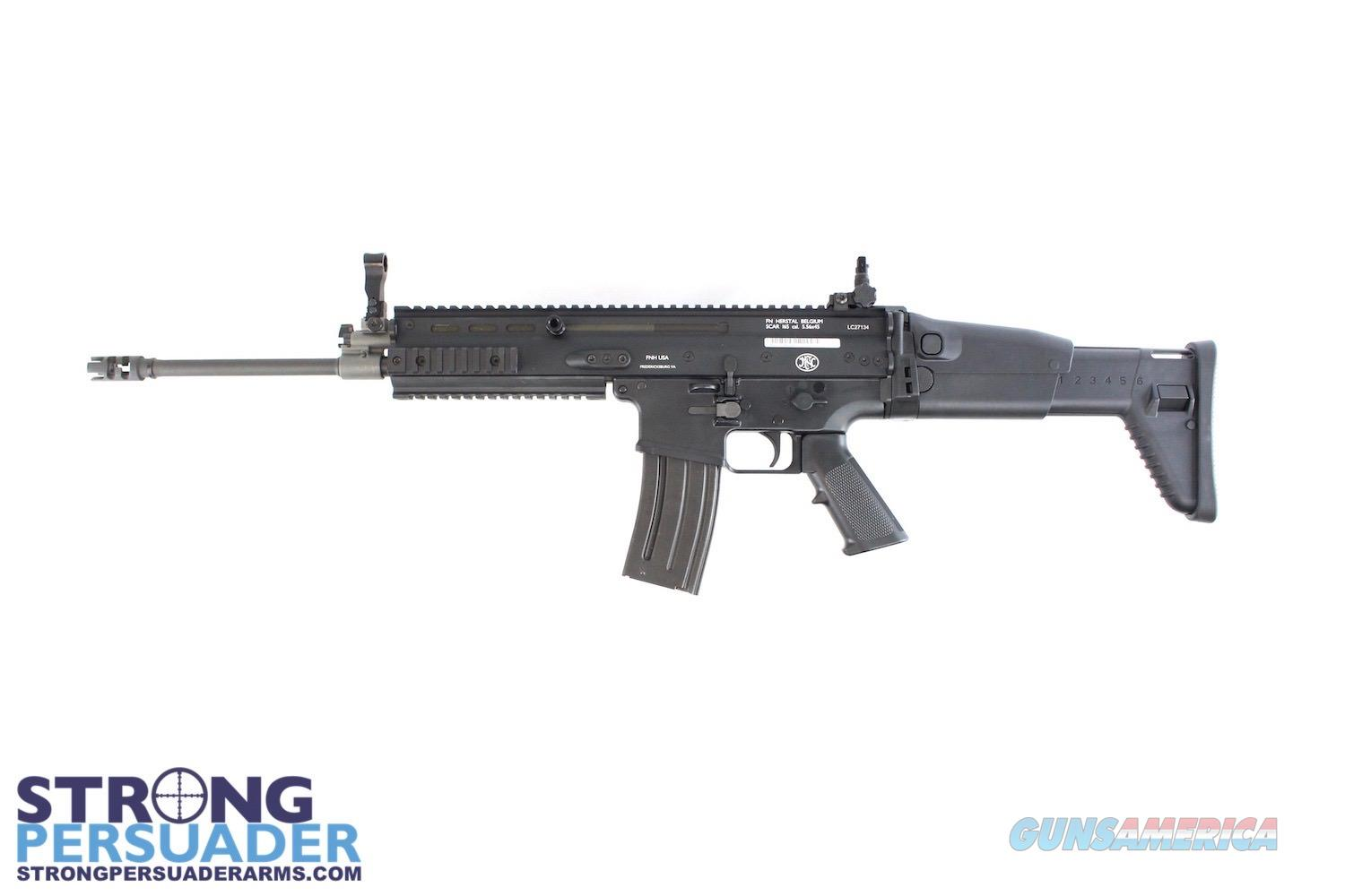 FN SCAR 16s and HK P30 set Guns > Pistols > FNH - Fabrique Nationale (FN) Rifles > Semi-auto > SCAR