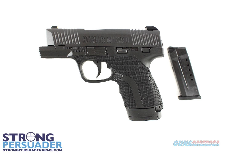 Honor Defense Honor Guard Sub-Compact 9mm w/ F.I.S.T  Guns > Pistols > Honor Defense Pistols