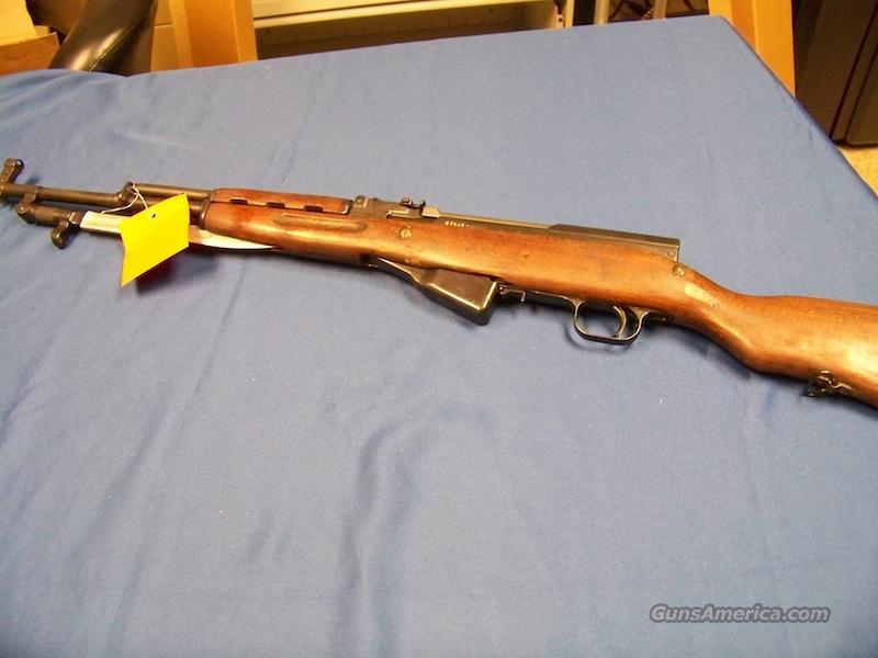 SKS Assault Rifle w/ Bayonet (EF894 matching numbers)  Guns > Rifles > SKS Rifles