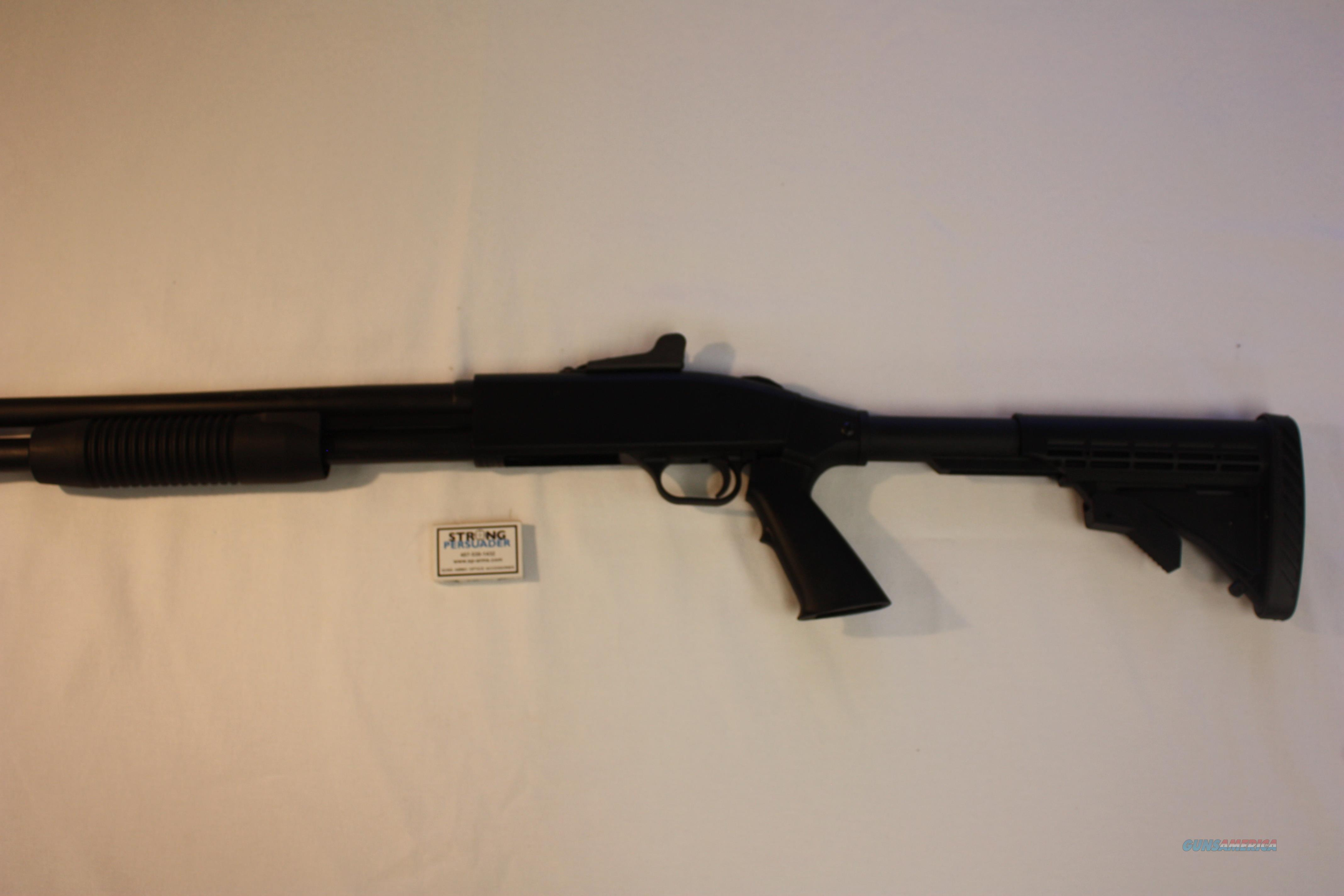 Mossberg 500 Tactical Adj. Stock 20 ga.  Guns > Shotguns > Mossberg Shotguns > Pump > Tactical