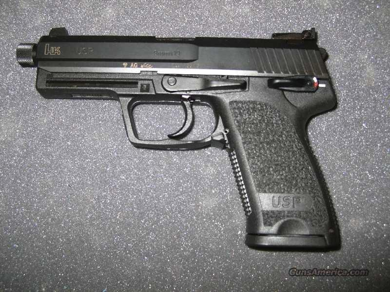 Heckler and Koch USP 9 SD V1 Tactical  Guns > Pistols > Heckler & Koch Pistols > Polymer Frame