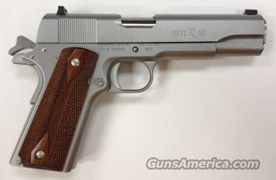 Remington 1911 R1 Stainless .45 ACP  Guns > Pistols > Remington Pistols - Modern