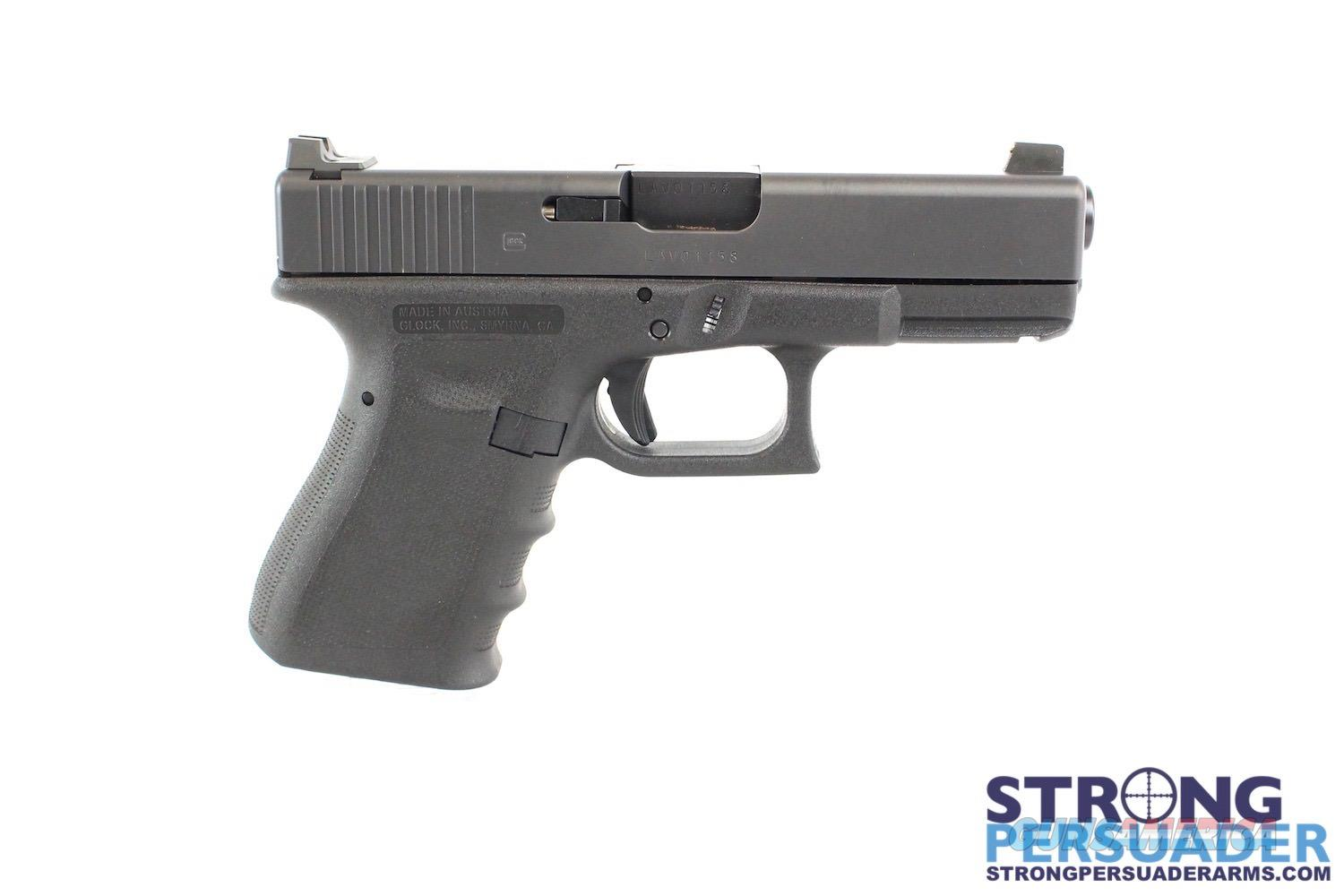 Glock G19RTF2 Vickers Tactical Model 9mm  Guns > Pistols > Glock Pistols > 19