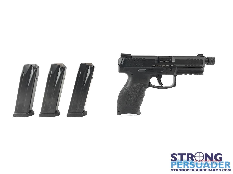 Heckler & Koch VP40 Tactical  Guns > Pistols > Heckler & Koch Pistols > Polymer Frame