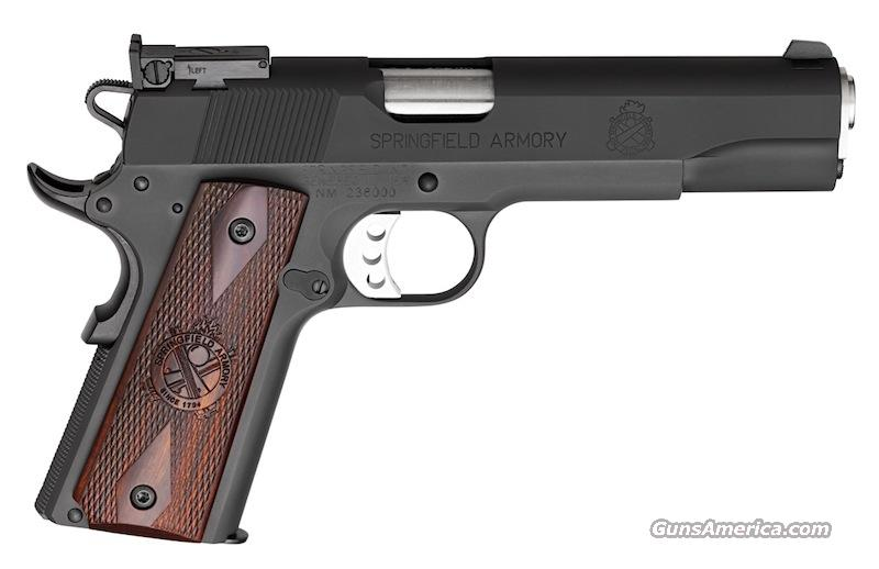 Springfield Armory New Range Officer Loaded Parkerized 1911  Guns > Pistols > Springfield Armory Pistols > 1911 Type