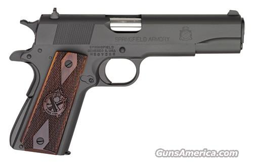 Springfield Armory Mil Spec Parkerized with MS Package  Guns > Pistols > Springfield Armory Pistols > 1911 Type