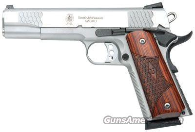 Smith & Wesson SW1911 .45ACP  Guns > Pistols > Smith & Wesson Pistols - Autos > Steel Frame