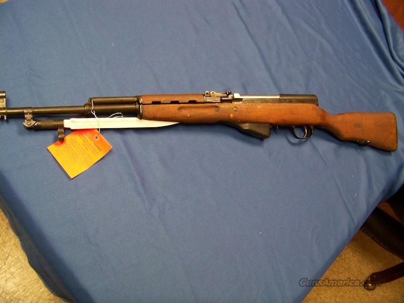 SKS Assault Rifle w/ Bayonet (RC639 matching numbers)  Guns > Rifles > SKS Rifles
