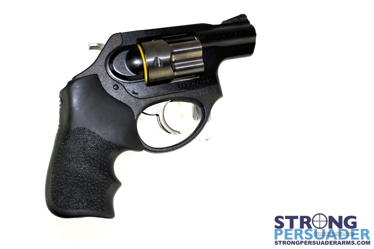 Ruger LCR X .38 Special + P  Guns > Pistols > Ruger Double Action Revolver > LCR