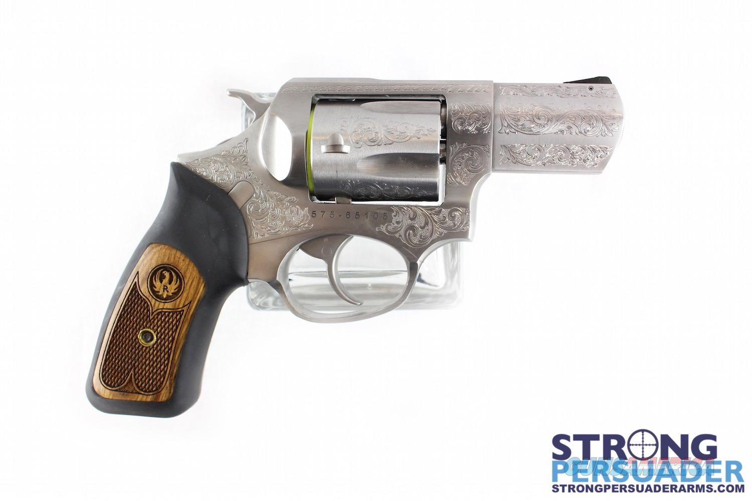 Ruger SP 101 TALO Engraved Revolved  Guns > Pistols > Ruger Double Action Revolver > SP101 Type
