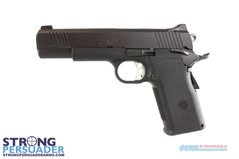 USED Kimber BP Ten II  Guns > Pistols > Kimber of America Pistols