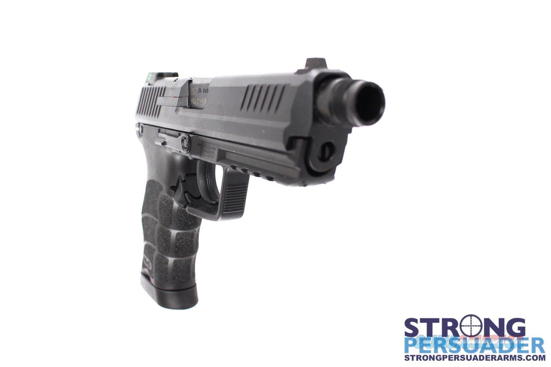 Heckler & Koch 45 Tactical V1   Guns > Pistols > Heckler & Koch Pistols > Polymer Frame