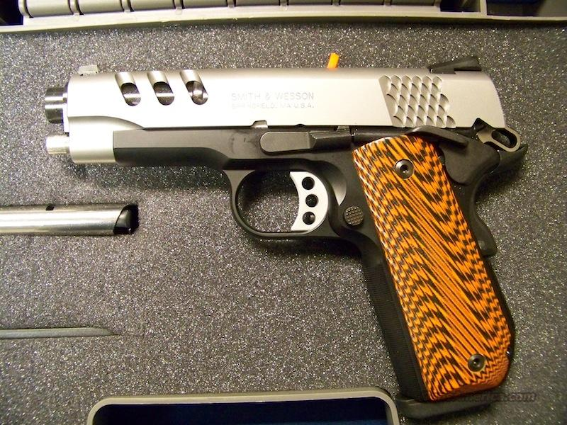 Smith and Wesson Performance Center 1911  Guns > Pistols > Smith & Wesson Pistols - Autos > Steel Frame