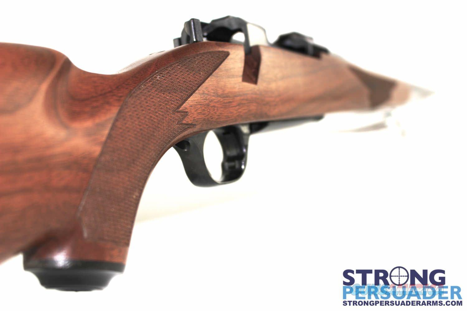 USED Ruger M77 R Mk II  Guns > Rifles > Ruger Rifles > Model 77