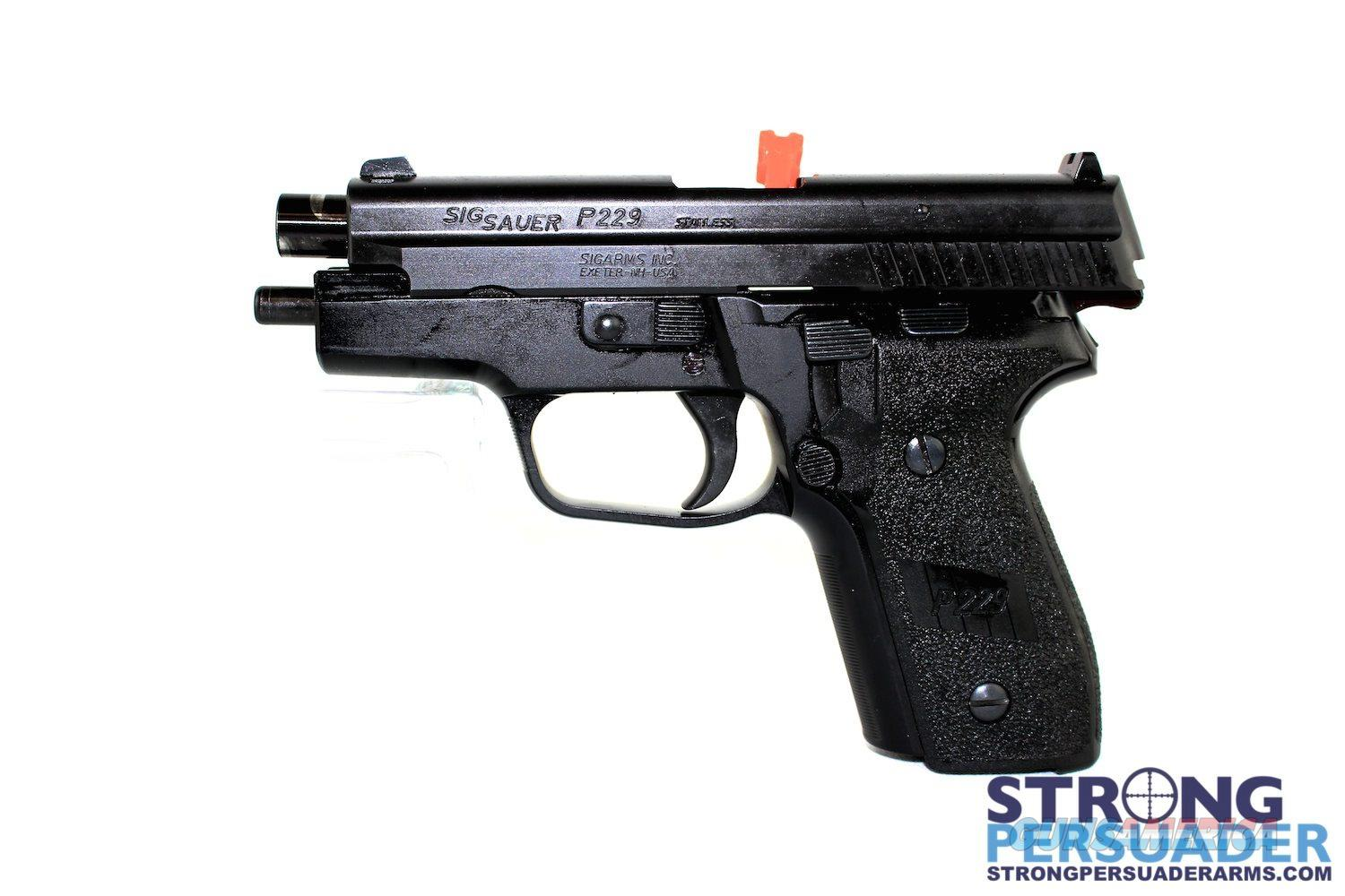 USED Sig Sauer P229 9mm  Guns > Pistols > Sig - Sauer/Sigarms Pistols > P229