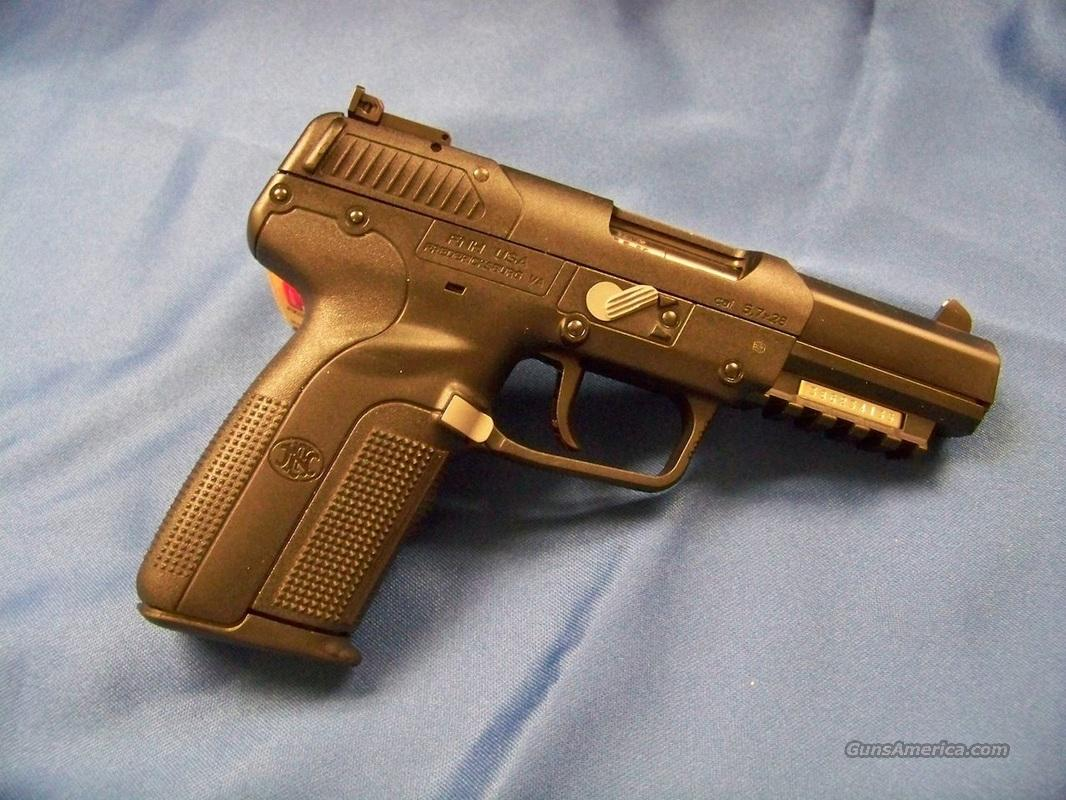 Fn Herstal Five Seven  5.7 x 28 Black and FDE  Guns > Pistols > FNH - Fabrique Nationale (FN) Pistols > FiveSeven