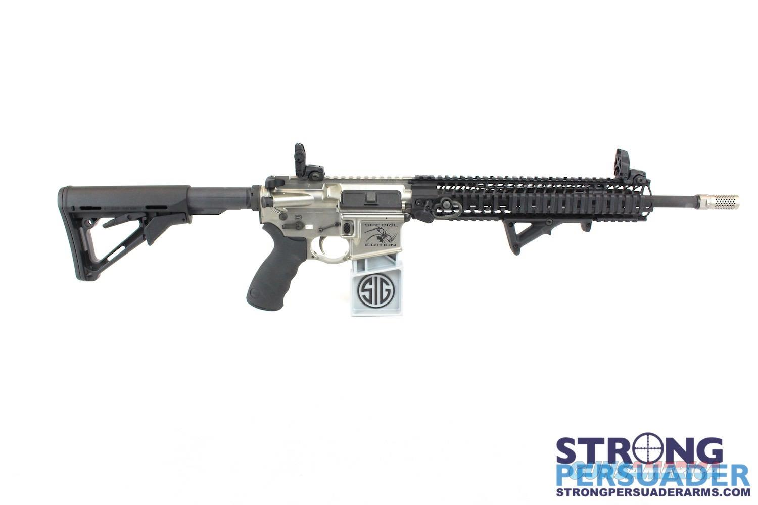 Spike's Tactical Special Edition ST15 w/ Hard Case  Guns > Rifles > Spikes Tactical Rifles