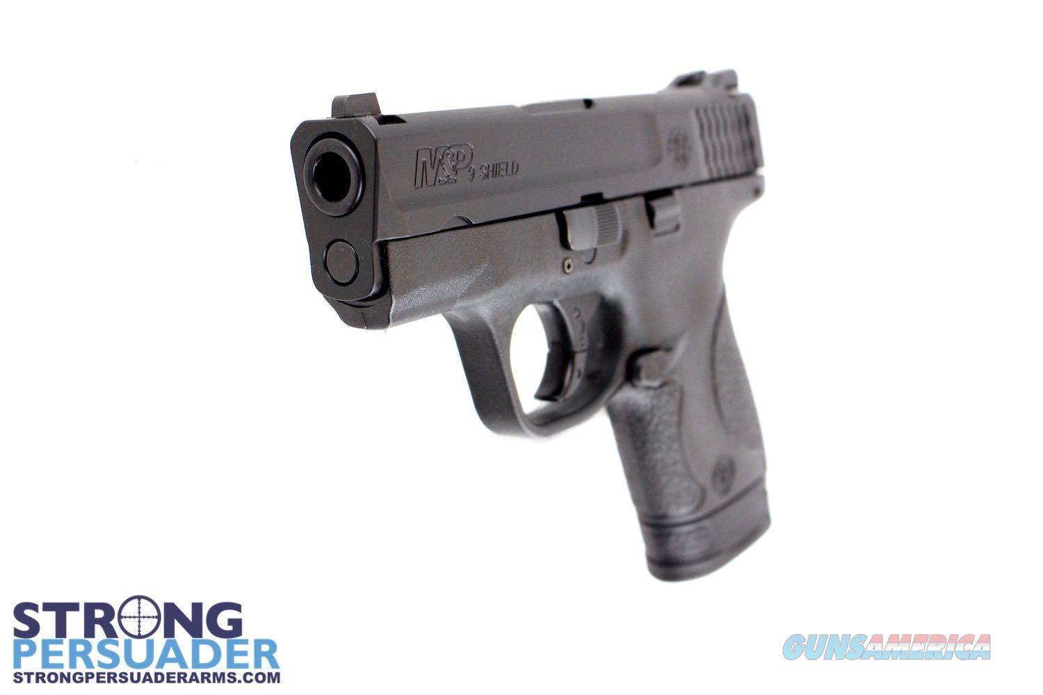 Smith & Wesson M&P 9 Shield  Guns > Pistols > Smith & Wesson Pistols - Autos > Shield