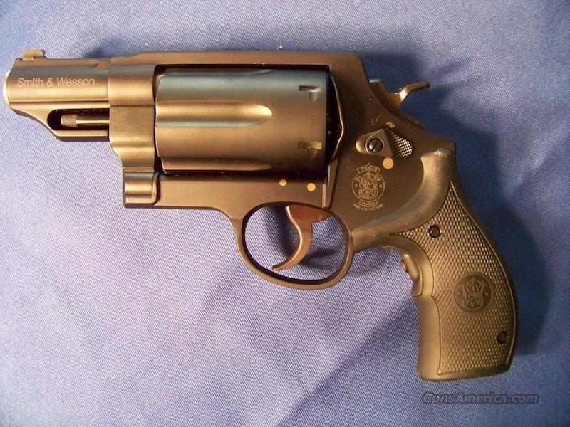 Smith & Wesson Governor (Crimson Trace)  Guns > Pistols > Smith & Wesson Revolvers > Full Frame Revolver