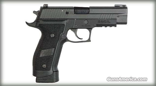 Sig Sauer P226 TACOPS w/ 4 Mags  Guns > Pistols > Sig - Sauer/Sigarms Pistols > P226